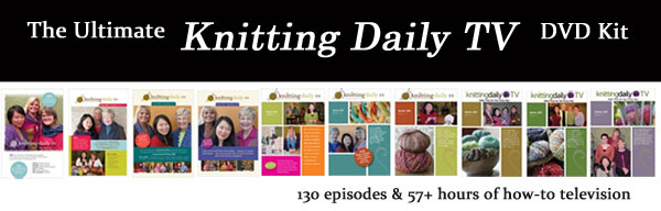 knitting daily TV DVD kit