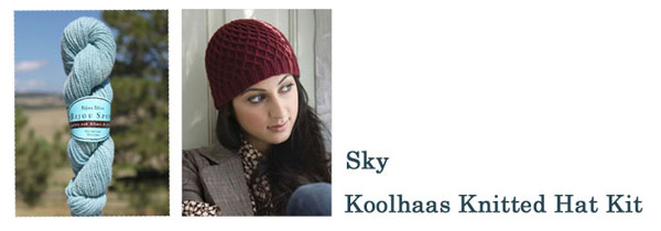 sky koolhaas hat kit