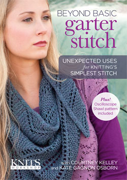 beyond garter stitch DVD