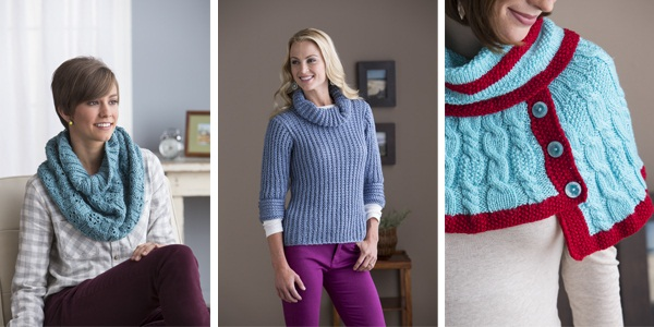 cozy knits projects