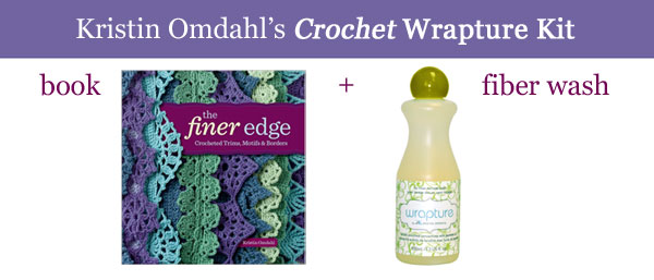 wrapture crochet kit
