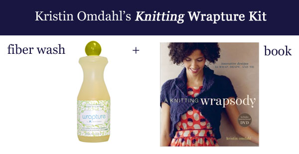 knitting wrapture kit