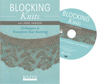 blocking knits