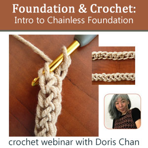 chainless foundation crochet