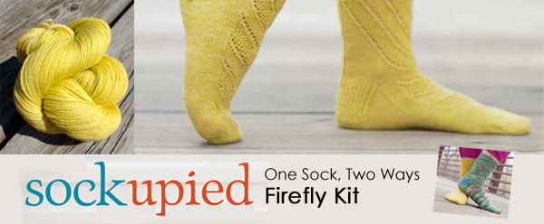 Firefly Sockupied Sock Kit