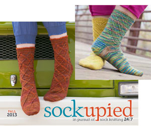 sockupied and tryon creek socks