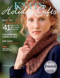 knits holiday gifts 2013