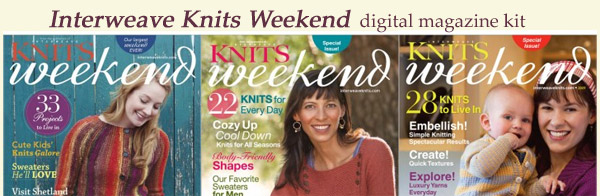 knits weekend digital kit