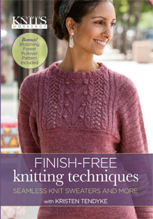 finish free knits DVD