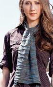 ripple scarf