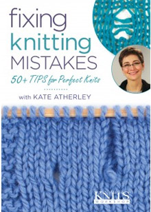 fixing knitting mistakes video