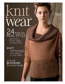 knit.wear fall winter 2013