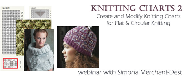 knitting charts 2 webinar