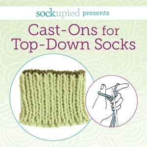 cast-ons for top-down socks