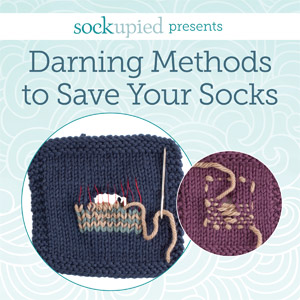 darning methods to save your socks