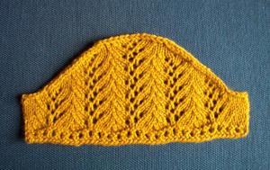 knit cap sleeve
