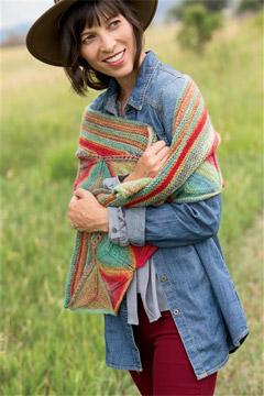 ojo shawl