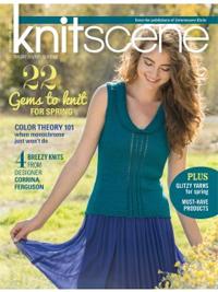 knitscene spring 2014