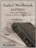 ladies needlework knitting tales