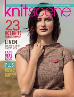 knitscene summer 2014
