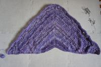 shawl unblocked