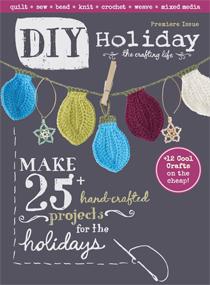 DIY Holiday Magazine