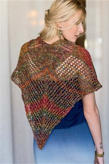 crustacean shawl