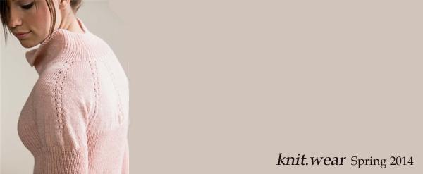 knit.wear spring 2014