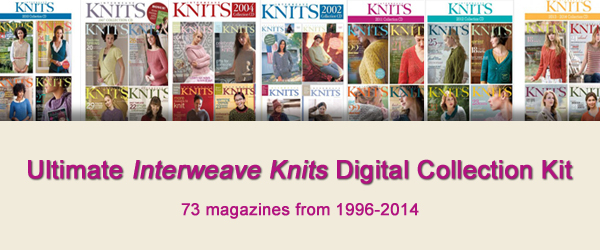 interweave knits collection digital