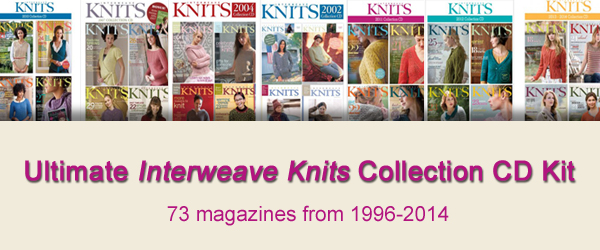 interweave knits collection CD