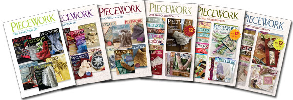 PieceWork Ultimate Collection
