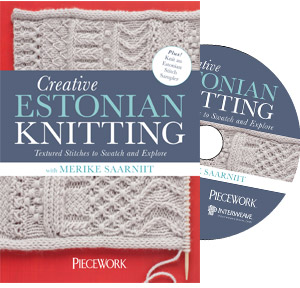 estonian knitting DVD