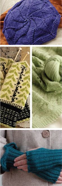 historical knitting projects
