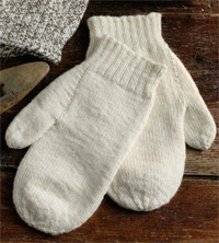 cottage mittens