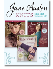 Jane Austen Knits 2011-2012 Collection