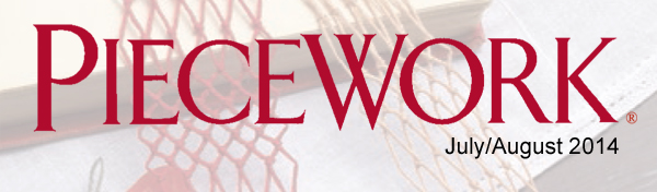 PieceWork July/August 2014