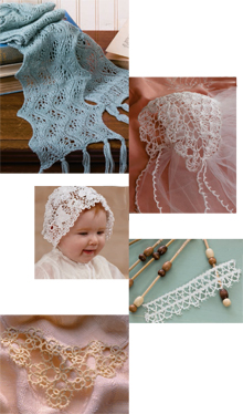 lace issue projects