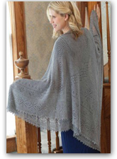 Lyanna's Knitted Shawl Pattern