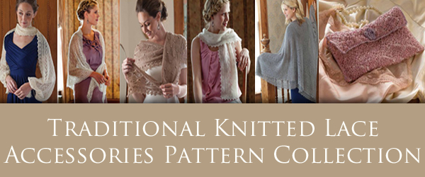 Traditional Knitted Lace Accessories Pattern Collection