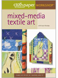 Mixed-Media Textile Art (DVD)