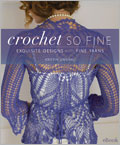 Crochet eBooks: Crochet So Fine eBook