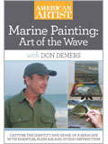 Marine Painting: Art of the Wave_Plein Air