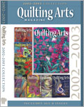 Quilting Techniques: 2002-2003 Quilting Arts CD Collection