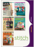 Stitch 2008-2010 Collection CD