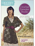 crochet sweater studio DVD