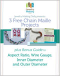 3 FREE Chain Maille Projects