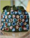 Tea Cozy and Easy Crochet Flower Pattern: Flowered Tea Cozy