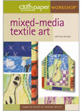 Mixed-Media Textile Art (Download)