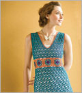 Tunic and Crochet Flower Tutorial: Lodestar Tunic