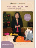 Learn to Knit: Getting Started Knitting Video Workshop